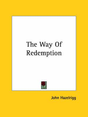 The Way of Redemption