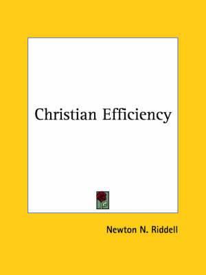 Christian Efficiency