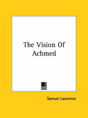 The Vision of Achmed