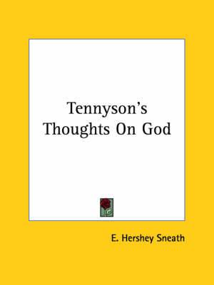 Tennyson's Thoughts on God