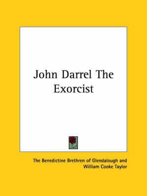 John Darrel the Exorcist