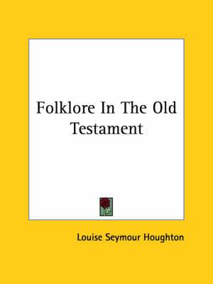 Folklore in the Old Testament