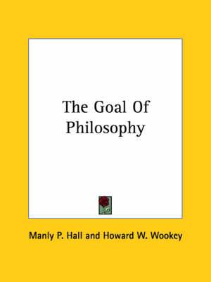 The Goal of Philosophy