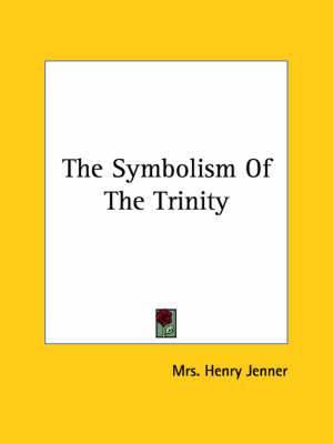 The Symbolism of the Trinity