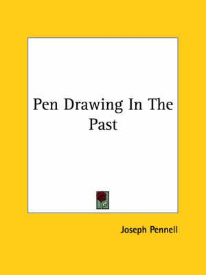 Pen Drawing in the Past