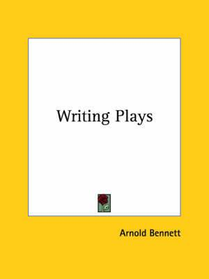 Writing Plays