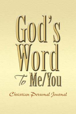 God's Word to Me/You