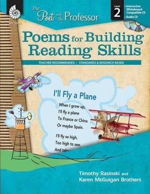 Poems for Building Reading Skills, Level 2