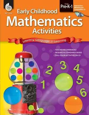 Early Childhood Mathematics Activities, Grades PreK-1: Literacy, Language, & Learning
