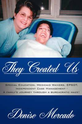 They Created Us: Special Education, Medicaid Waivers, EPSDT, Independent Case Management - A Family's Journey Through a Bureacratic Maze!