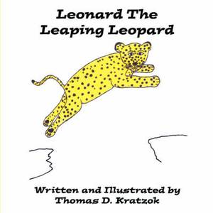 Leonard The Leaping Leopard