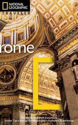 National Geographic Traveler: Rome, 4th Edition