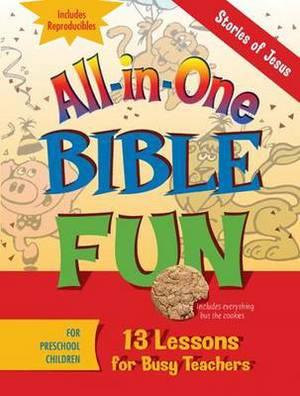 All-in-one Bible Fun Preschool: Stories of Jesus