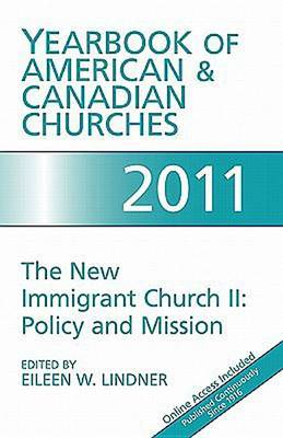 Yearbook of American & Canadian Churches 2011