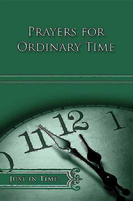 Prayers for Ordinary Time