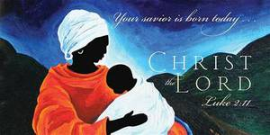 Christ the Lord Christmas Nativity Offering Envelope 2014 (Package of 50)