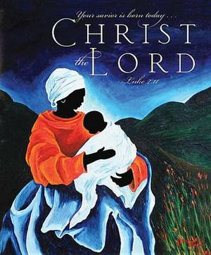 Christ the Lord Christmas Nativity Bulletin, Large (Pkg of 50)