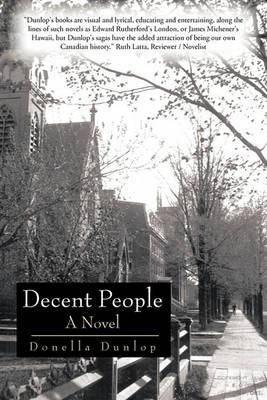 Decent People: A Novel