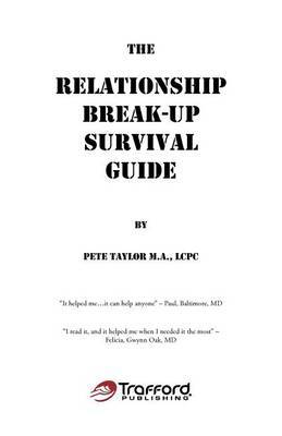 The Relationship Break-Up Survival Guide and Absolutely, Positively the Easiest Anger Management Book You'll Ever Need