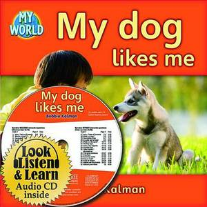My Dog Likes Me - CD + PB Book - Package