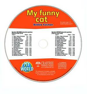 My Funny Cat - CD Only