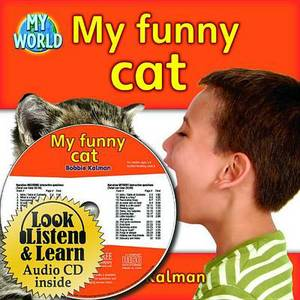 My Funny Cat - CD + PB Book - Package