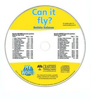 Can It Fly? - CD Only