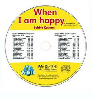 When I Am Happy - CD Only