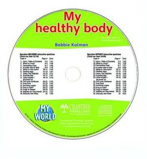 My Healthy Body - CD Only