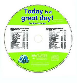 Today Is a Great Day! - CD Only