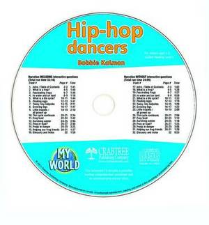 Hip-Hop Dancers - CD Only