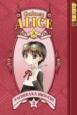 Gakuen Alice: v. 3