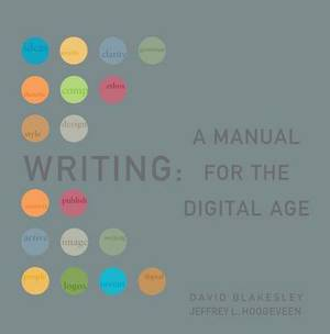 Writing: A Manual for the Digital Age, Comprehensive: 2009