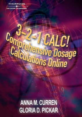 3-2-1 Calc! Comprehensive Dosage Calculations Online: Individual 2-Year Access Code