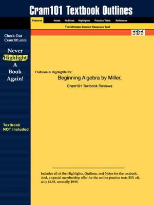 Studyguide for Beginning Algebra by O'Neill, Miller &, ISBN 9780073028712