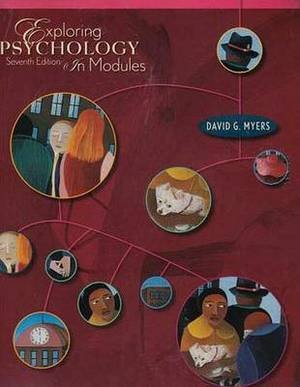 Exploring Psychology in Modules 7e (Paper) & Study Guide