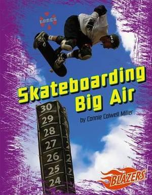 Skateboarding Big Air
