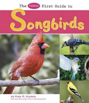 Pebble First Guide to Songbirds
