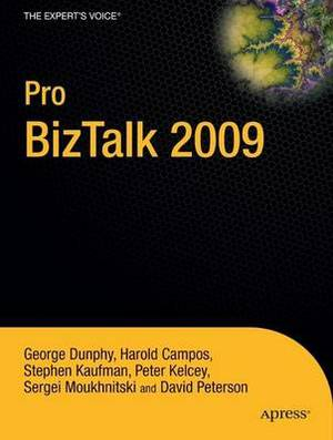 Pro BizTalk 2009