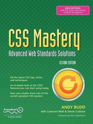 CSS Mastery: Advanced Web Standards Solutions: 2009