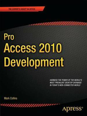 Pro Access 2010 Development