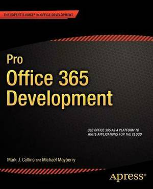 Pro Office 365 Development