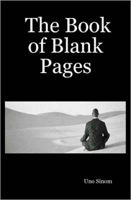 The Book of Blank Pages