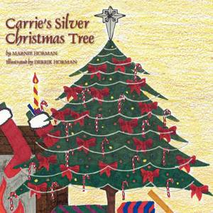 Carrie's Silver Christmas Tree