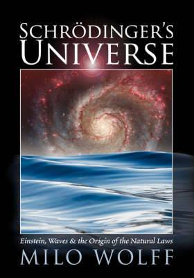 Schroedinger's Universe and the Origin of the Natural Laws