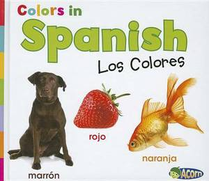 Colors in Spanish: Los Colores