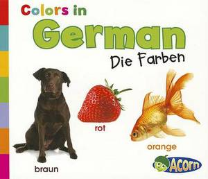 Colors in German: Die Farben