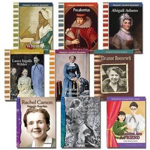 Women Biographies Set