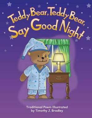 Teddy Bear, Teddy Bear, Say Good Night Lap Book