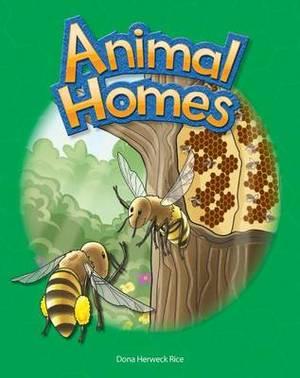 Animal Homes Lap Book